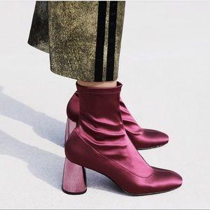 🆕FREE PEOPLE WOMENS SPECTRUM SOCK BOOTS(Sz 36)